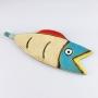 Petisqueira Peixe Arte Color YO-06