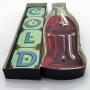 Placa De Metal Cold Drink MT-02