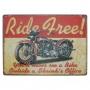 Placa Ride Free MT-98