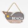Porta-Chaves Baleia Beach YP-21