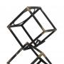 Porta Garrafas Dourado Square CA-94
