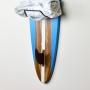 Porta Toalhas e Cabideiro Prancha Azul GD-42 B