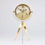 Relógio Gold com Tripe YP-01
