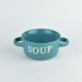 Tigela Soup Verde em Cerâmica YN-43 B