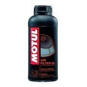 Lubrificante Motul Filtro Ar A3 Air Filter Oil 1 Litro