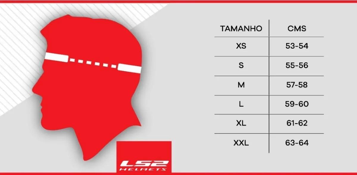 CAPACETE LS2 RAPID FF353 DEADBOLT MATTE PRETO FOSCO/TITANIUM/AMARELO FLUORESCENTE