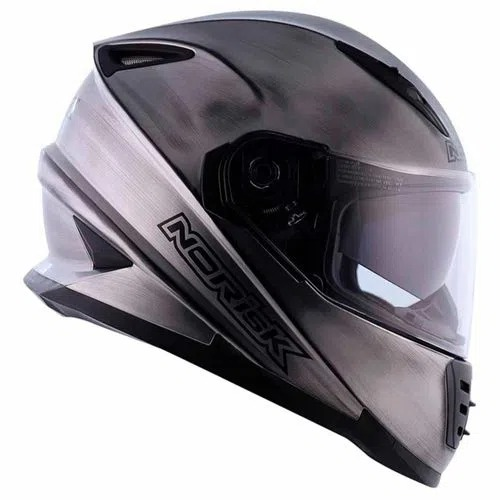 Capacete Norisk FF302 Iron Chrome