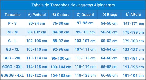 JAQUETA ALPINESTARS T FASTER AIR
