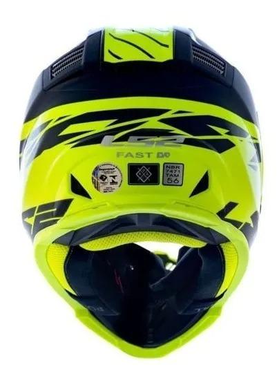 LS2 CAPACETE FAST MX437