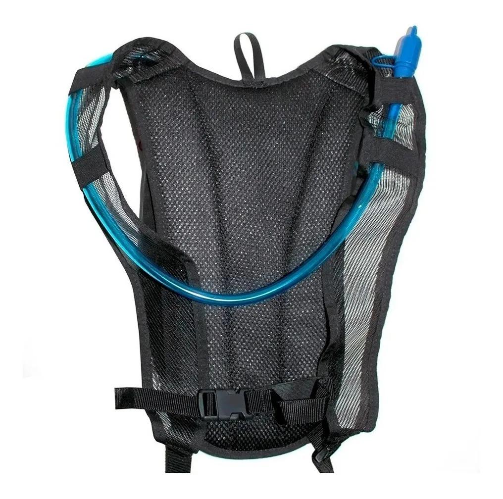 Mochila Hidratação Térmica Ims Flex Com Bolsa Água 1,5 Litros
