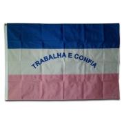 Bandeira do Estado do Espírito Santo (BORDADA)