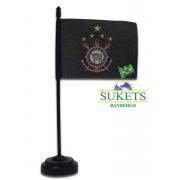 Bandeiras de Times de Mesa (10 X 14 CM)
