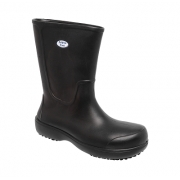 Acqua Foot c/ Biqueira - Preto - SOFT WORKS  - Cód: BB86-Pr