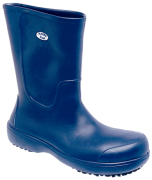 Acqua Foot com Biqueira - Azul Marinho - SOFT WORKS - Cód: BB86-AM