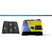 Almofada de Silicone para Cadeira de Rodas 40 x 40 cm - Ortho Pauher - Cód: OP 4035