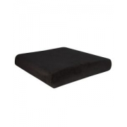 Almofada Especial Confort Seat - Preta (13 Unidades) - Perfetto - Cód: 205302