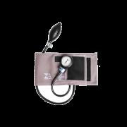Aparelho De Pressão Adulto Brim Fecho de Contato Cinza - BIC - Cód: AP0104