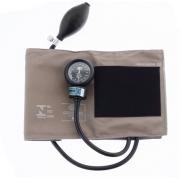 Aparelho de Pressão Adulto G Brim com Fecho de Contato - Cinza - BIC - Cód: AP1015