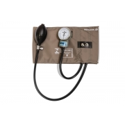 Aparelho de Pressão Adulto Metal Brim (Braçadeira Cinza) - P.A.MED - Cód: PA1001