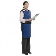 Avental de Proteção 90x60 (0,50mmPb) - Tam P - Azul - PLANIDÉIA - Cód: PRS-001P05