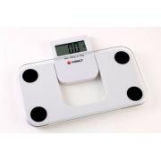 Balança Digital Ultra Portátil Vidro Transparente 150kg - W600 - WISO - Cód: 95942