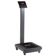 Balança Fitness/Farmácia - Modelo DP - LED Vermelho - (Capacidade 300kg/100g) - RAMUZA - Cód: DPF 300kg/100g