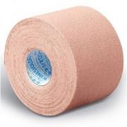 Bandagem Adesiva KinesioLogy Tape 7,5cm X 5m BEGE - cx. c/4 und. - Cód: NKH-75