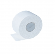 Bandagem Adesiva Rígida - ATHLETIC TAPE 4 cm X 13 mt - 01 Rolo - Cód: TT15032-1
