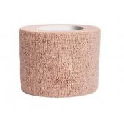 Bandagem Auto Adesiva Cohere 5cm X 4,5m - Bege (36 Uni) - COHERE - Cód: CH-20036TN
