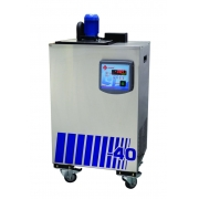 Banho Ultratermostático Microprocessado entre -40°C e +120°C - QUIMIS - Cód: Q214M4