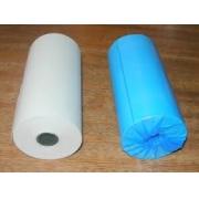 Bobina Papel Termosensivel 110x50mm, 2 rolos, 30 metros cada gramatura 10g/m2 - Cód. RL004502