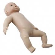 Boneco Bebe Recém Nascido Avançado - COLEMAN - COL 1409-B