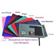 Braçadeira em Nylon e Fecho de Contato com Manguito - BIC - Cód: BR16