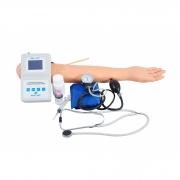 Braço p/ Treino de Injeção I.V e I.M e Aferição da Pressão Arterial - Sdorf - Cód. SD-4008