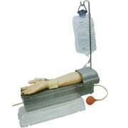 Braço para Treino de Punção em Artéria Radial Rotativo - ANATOMIC - Cód: TZJ-0501-F