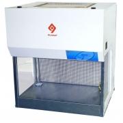 Cabina de Fluxo Unidirecional Horizontal com Vidro Lateral - QUIMIS - Cód: Q216F20HV
