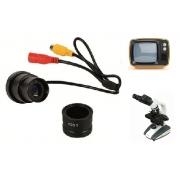Câmera de vídeo de alta resolução com saída RCA para conexão TV - ANATOMIC - Cód: TA-0123