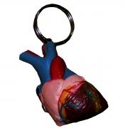 Chaveiro Coração (Unitário) - ANATOMIC - Cód: TGD-0186-E_estq