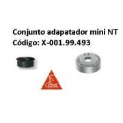 Conjunto Adaptador Mini NT - HEINE - Cód: X-001.99.493