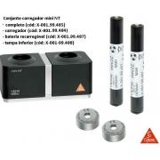 Conjunto Carregador Mini NT P/ 2 Cabos Mini3000 - HEINE - Cód: X-001.99.485