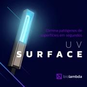 Desinfecção de Superfícies BioLambda UVSurface - Cód: SPM.BLBD.11003UVSFC