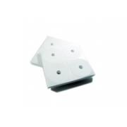 Disco Adesivo de Face Única (500 Unidades) GLOBAL TEC - Cód: GT4001