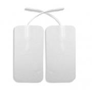 Eletrodo Auto Adesivo para Eletroestimulação - Tam Pad 5x10cm (Pacote com 04 Unidades) - Cód: AL 50100