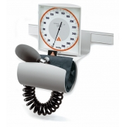Esfigmomanômetro Adulto (Pequeno) com Suporte de Parede em Trilho GAMMA XXL LF-R - HEINE - Cód: M-000.09.325AP