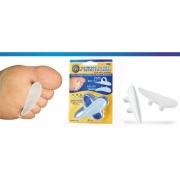 Estribos Siligel para Dedos em Garra Tipo Encaixe Interdigital - Ortho Pauher - Cód: OP 4016