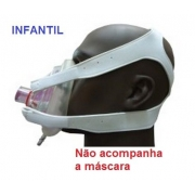 Fixadores Fix Holder Cefalico Infantil - Branco - Impacto Medical - Cód: IMP42178