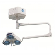 Foco cirúrgico de teto de emergência - FL-2000 T3E - MEDPEJ - Cód: 39.520.0003