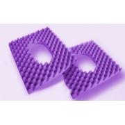 Forrações de Assento - Caixa de Ovo Espuma (Quadrada - Orifício Removível) - Bioflorence - Cód: 104.0192
