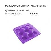 Forrações de Assento - Caixa de Ovo Quadrada (Inflável) - Bioflorence - Cód: 101.0025