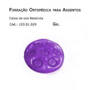 Forrações de Assento - Caixa de Ovo Redonda (Gel) - Bioflorence - Cód: 103.0029